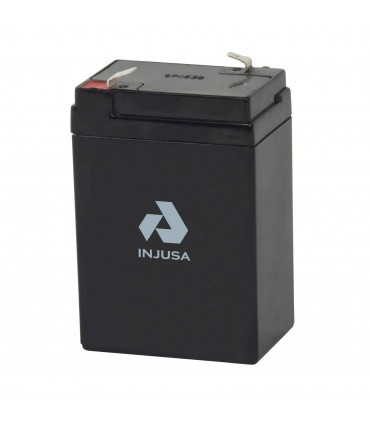 Injusa Rechargeable Battery 6V 4.5 Ah