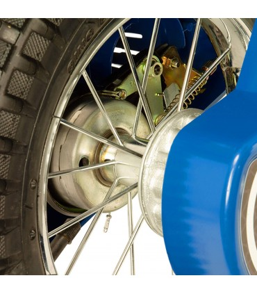 Moto X-Treme 24 V Blue Fighter