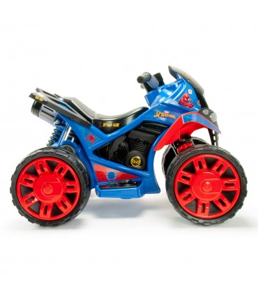 Quad Eléctrico 12V Spiderman The Beast