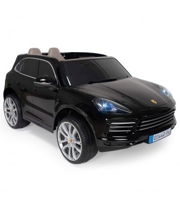Porsche Cayenne 12V in Black