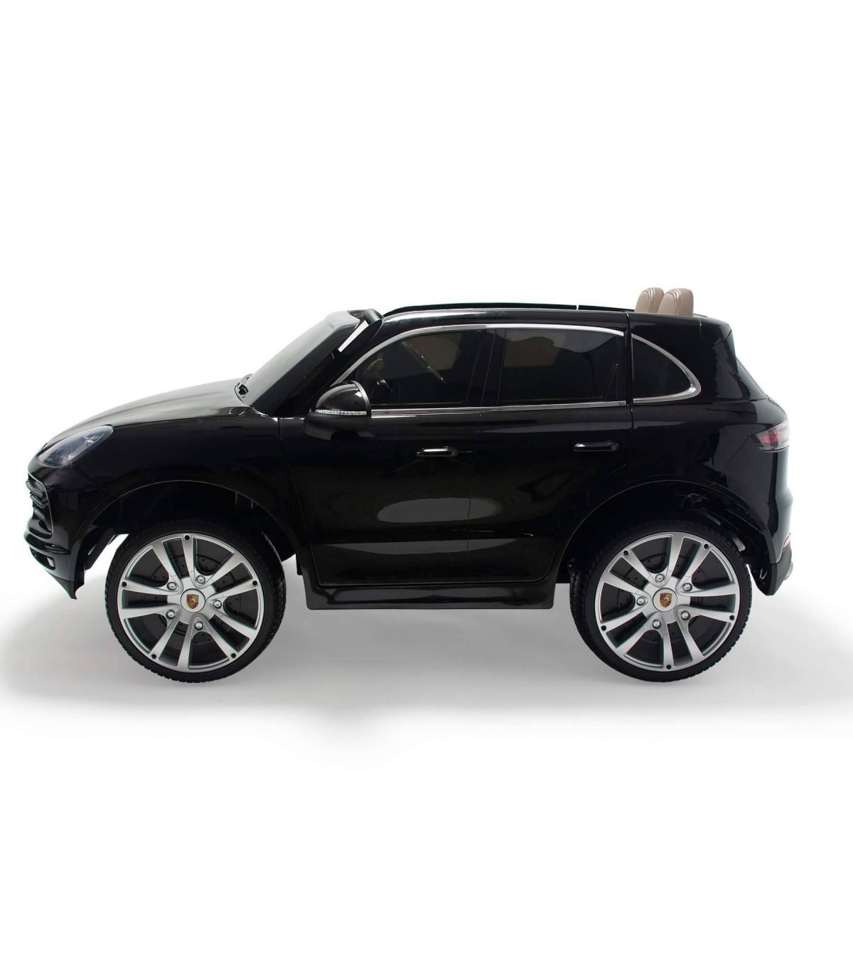 Porsche Cayenne 12 V Noir