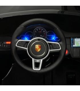 Coche Eléctrico Porsche Cayenne 12 V Blanco