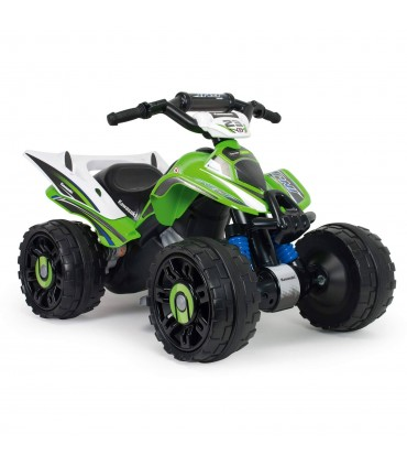 Quad Kawasaki ATV 12V Injusa referencia 66055