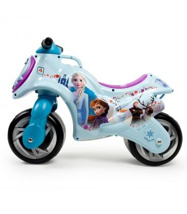 Moto Frozen Elsa y Ana para niñas 1 año