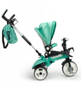 Injusa Max Tricycle in Cobalt