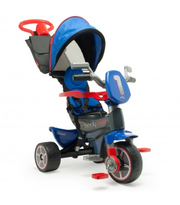 Injusa Max Denim Tricycle