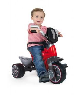 Triciclo Body Sport Rojo Injusa
