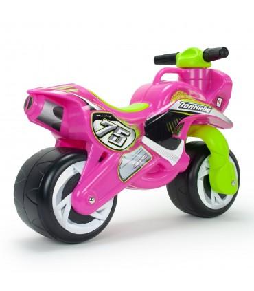 Tundra Tornado Ride-On Motorbike in Pink