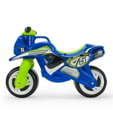 Moto Correpasillos Tundra Tornado Azul