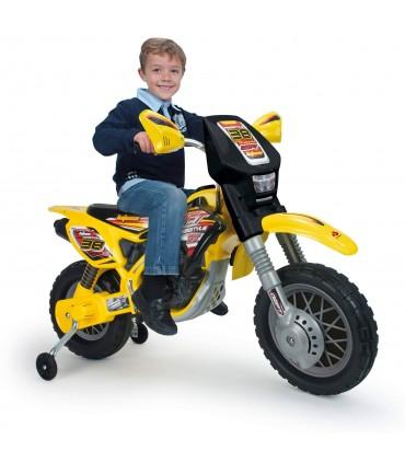 Injusa Thunder Max VX 6V Electric Motorbike
