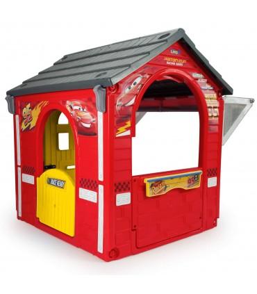 Casa Garaje CARS Para Niños
