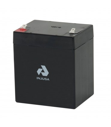 Batería Recargable 12V 4,5 Injusa