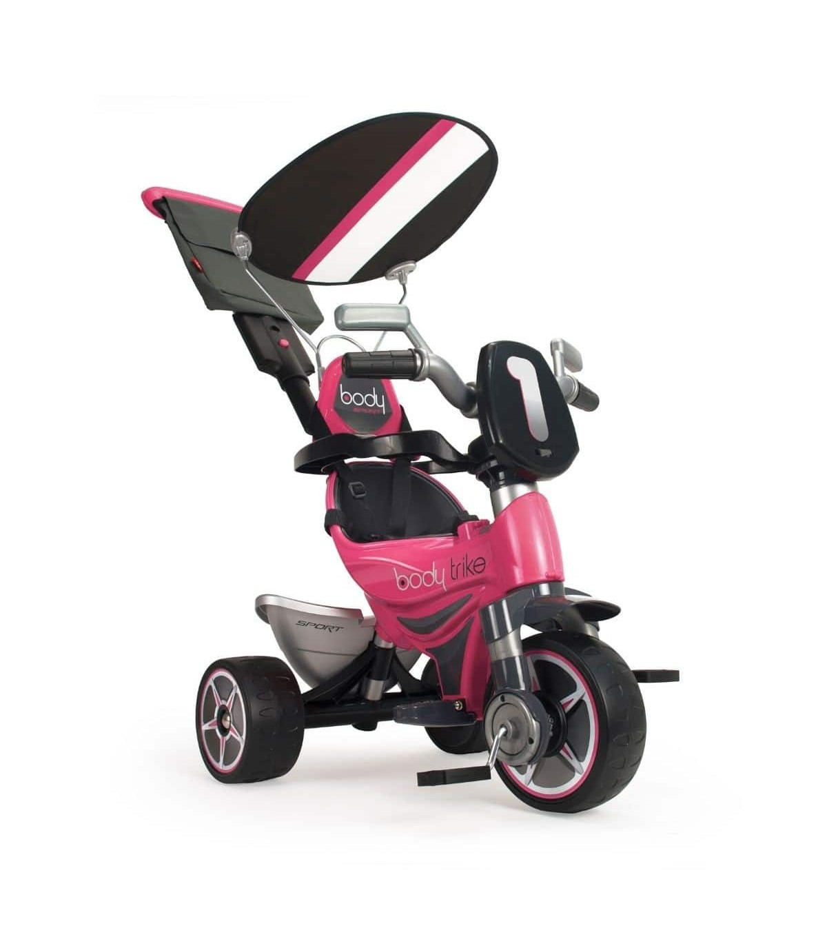 Tricycle Body Max Rose Injusa