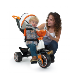 Tricycle Body Max Orange Injusa