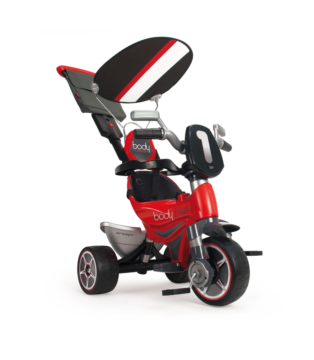 Injusa Body Sport Tricycle in Red