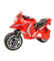 Moto Correpasillos Hawk Roja +3 años