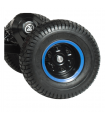 Inflatable Rear Wheel for Ref. 6024 and 6025