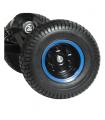 Rear wheel 24V with rim including REF 6024