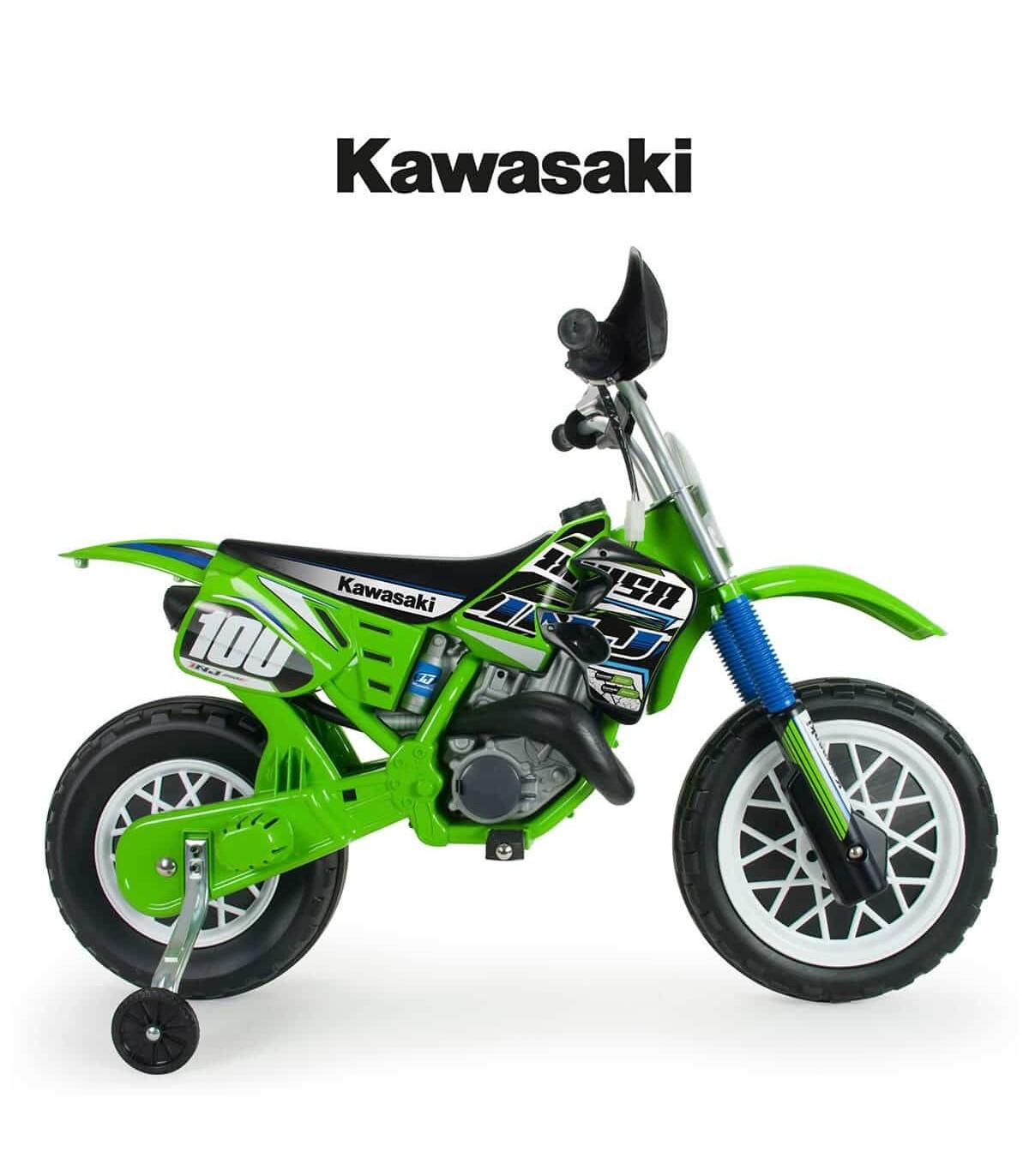 Moto Kawasaki Injusa 6V