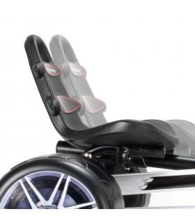 Kart Mercedes Benz Flecha a Pedales Go Kart