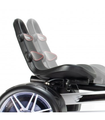 Mercedes Benz Arrow Pedal Go Kart