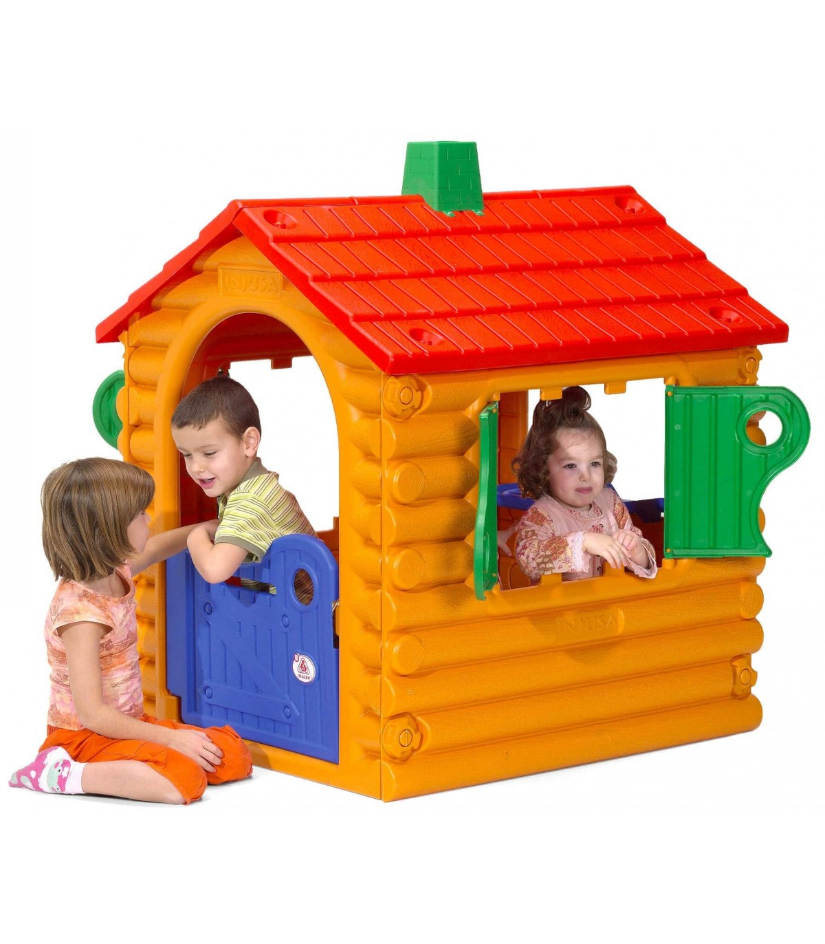 Injusa 'The HUT' Toy house
