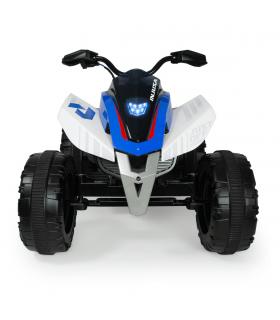 Rage 12V Electric Quad in Blue