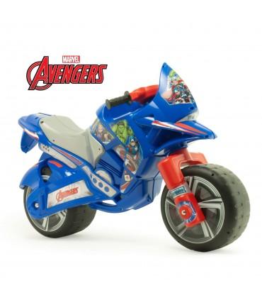 Moto Correpasillos Los Vengadores Hawk Injusa
