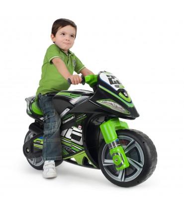 Moto Correpasillos Winner Kawasaki +3 años