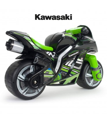 Moto Correpasillos Kawasaki Injusa +3 años