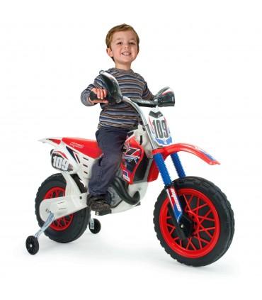 Moto cross CR eléctrica 6V Injusa