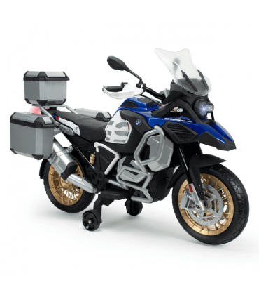 Motorbike BMW 1250 GS Adventure 12V with Suitcases