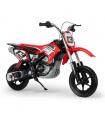Moto Cross Red Fighter 24V