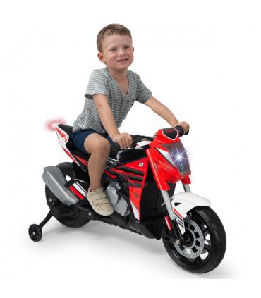 Moto Honda Naked 12V Roja