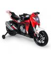 Motorbike Honda Naked 12V Red