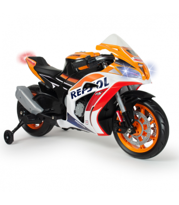 Moto Repsol 12V with Lights and Sounds