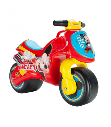 Mickey Mouse Ride-on Red Color