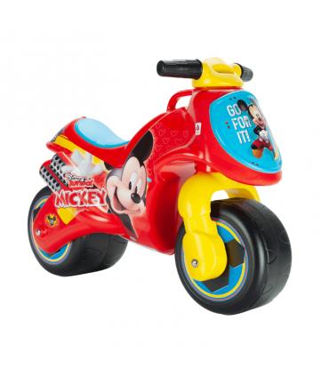 Moto Correpasillos Mickey Mouse Rojo