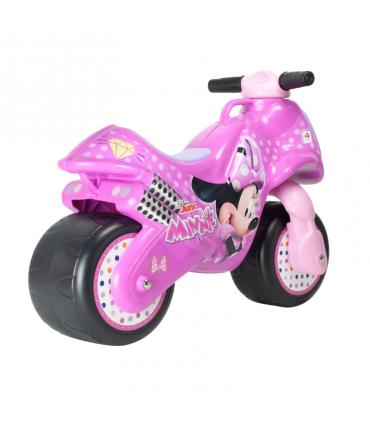 Moto Correpasillos Minnie Mouse Rosa