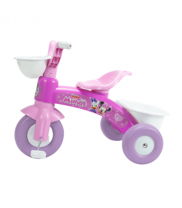 Triciclo Baby Trico Max Minnie Mouse Rosa