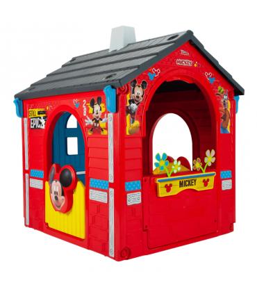 Casa de Juguete Mickey Mouse Color Rojo