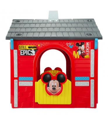 Pack Casa de Juguete y Correpasillos Mickey Mouse