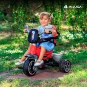 ¿Lista para explorar nuevos lugares? 🌍 . Con el triciclo evolutivo Body Special tu peque podrá vivir infinidad de aventuras de forma cómoda y segura.  . . #triciclo #tricycle #tricicloevolutivo #BodySpecial #juguetes #madeinspain #INJUSA