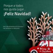 Es momento de jugar, por eso en INJUSA nos tomamos un descanso del 31 de diciembre al 10 de enero.  ¡Feliz Navidad! 🎄🎅 . . #Navidad #FelizNavidad #juguetes #industriajuguetera #madeinspain #INJUSA
