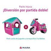 ¡𝗧𝗘𝗡𝗘𝗠𝗢𝗦 𝗡𝗢𝗩𝗘𝗗𝗔𝗗𝗘𝗦! 🤩  Ahora en nuestra página web puedes encontrar unos packs especiales en oferta para que este verano tu peque tenga más horas de juego, más diversión, y lo mejor de todo ¡a unos precios increíbles! 👏🏽👏🏽  Entra y elige el tuyo  ➡️ www.injusa.com  . . #packs #packsInjusa #verano #páginaweb #juguetes #madeinspain #industriajuguetera #Injusa