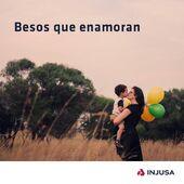 Hoy 13 de abril se celebra el Día Internacional del Beso y nosotros lo celebramos con los auténticos besos de película, los de nuestros peques. 👩❤️💋👨 . . #13abril #DíaInternacionalDelBeso #besos #besosqueenamoran #besosdepelícula #DíadelBeso #FelizDíadelBeso #Injusa