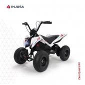 El quad 24V X-Treme Dirt destaca por la potencia que le proporcionan sus 2 motores. Además incluye suspensión trasera, lo que facilita la conducción de los niños y suaviza la rigidez durante el desplazamiento.  . ▪️ Alcanza hasta los 15 Km/h ▪️ Aceleración progresiva en puño ▪️ Control manual de marchas con 3 velocidades ▪️ Suspensión trasera ▪️ Luces delanteras y traseras ▪️ Freno de disco ▪️ Ruedas hinchables antipinchazos ▪️ Recomendado a partir de 7 años . . #quad #quad24V #ZeroQuad #XtremeDirt #industriajuguetera #juguetes #nuevomodelo #novedades #madeinspain #INJUSA