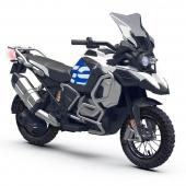 Hace unos días os hablábamos del lanzamiento de la moto BMW 1250 GS Adventure 24V, que estará disponible a partir de mayo en nuestra web. 🏍  Un modelo muy realista con un exterior espectacular que nace para cumplir los sueños de los peques más aventureros. Visita nuestro blog y descubre un adelanto de esta moto que enamorará a niños y mayores:  👉🏼 www.injusa.com  . . #moto #motos #moto24V #BMW #motoBMW #motoeléctrica #motoseléctricas #motorcycle #motorbike #novedad #nuevomodelo  #industriajuguetera #juguetes #madeinspain #INJUSA @bmw