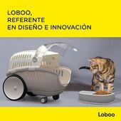 𝗗𝗜𝗦𝗘𝗡̃𝗢 𝗘 𝗜𝗡𝗡𝗢𝗩𝗔𝗖𝗜𝗢́𝗡 𝗣𝗔𝗥𝗔 𝗟𝗢𝗦 𝗣𝗘𝗟𝗨𝗗𝗜𝗧𝗢𝗦 𝗗𝗘 𝗟𝗔 𝗖𝗔𝗦𝗔 🐾  Los productos Loboo son todo un referente en diseño e innovación, ¿quieres saber por qué? 😊   🟡 Son funcionales, adaptándose a las necesidades de tu mascota en cada momento 🟡 Personalizables 🟡 Tienen alta calidad y resistencia 🟡 Filosofía ecofriendly, ya que están realizados con compuestos bioplásticos 🟡 Y sobre todo, ¡un diseño al que resulta imposible resistirse!   ¿Necesitas  más motivos para enamorarte de Loboo? ❤️ ➡️ www.loboo.es . . #innovación #diseño #transportines #piscinas #casitas #artículosparamascotas #juguetesparamascotas #experienceforpets #Loboo