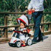 El correpasillos es, sin duda, el juguete preferido de nuestros pequeños exploradores. Además, también es una de las opciones favoritas de los papis por los estímulos físicos y psíquicos que les aporta. 👍🏽  En nuestro último post os contamos todos sus beneficios y os recordamos cuáles son los modelos estrella para nuestros clientes. 🤩  ▶️ www.injusa.com  . . #correpasillos #bebés #niños #niñas #estimulación #coordinación #equilibrio #autonomía #diversión #industriajuguetera #juguetes #madeinspain #Injusa
